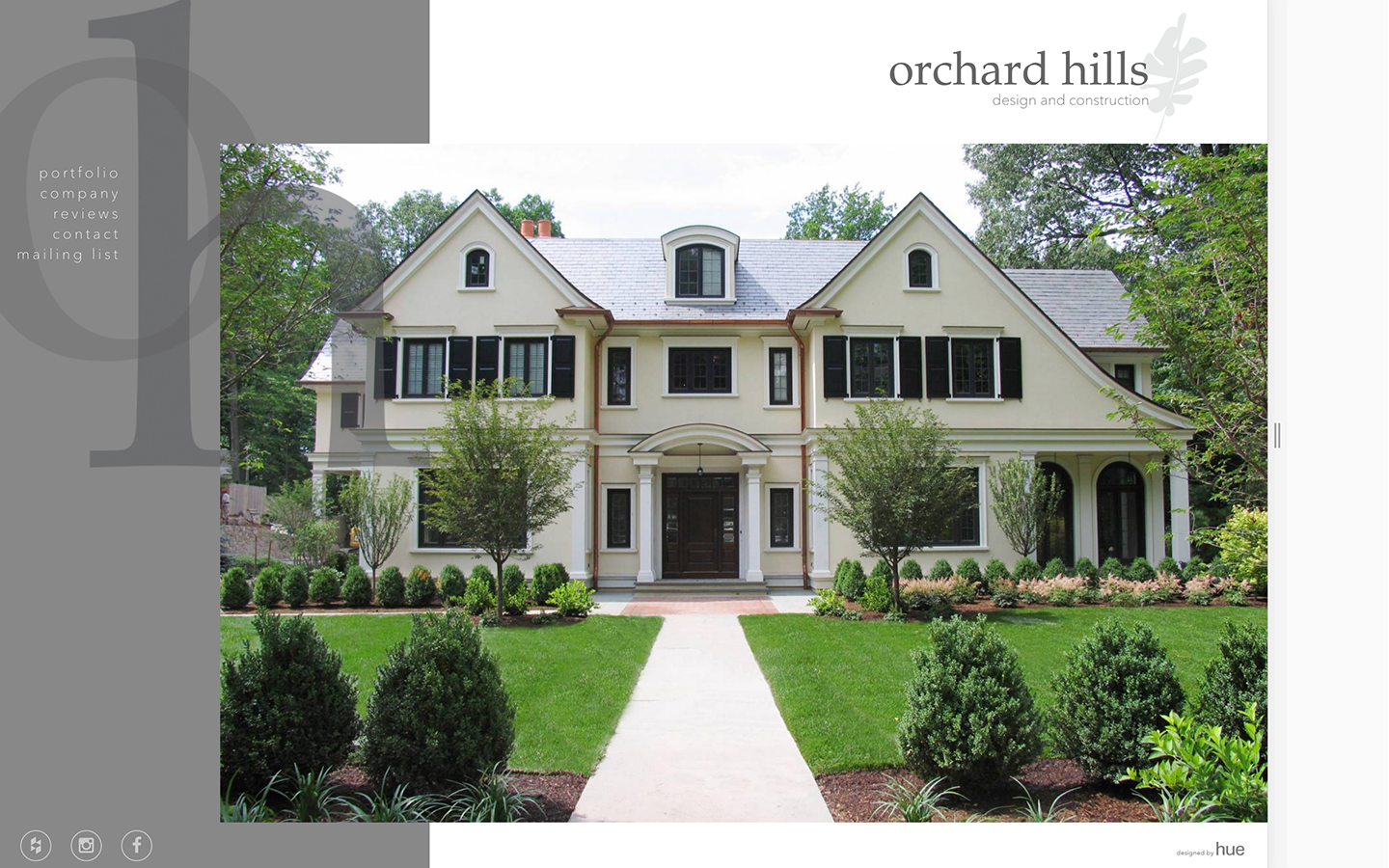 Orchard Hills Design and Construction
