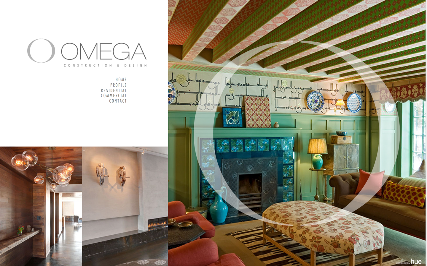 Omega Construction and Design